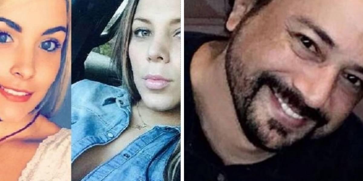 Habla expareja de una de las colombianas que murió en accidente de Ferrari
