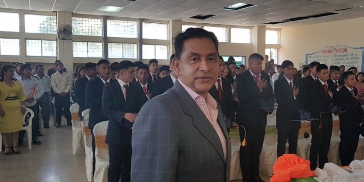 Lucio Gutiérrez emite comentarios sobre los casos de corrupción en el Ecuador