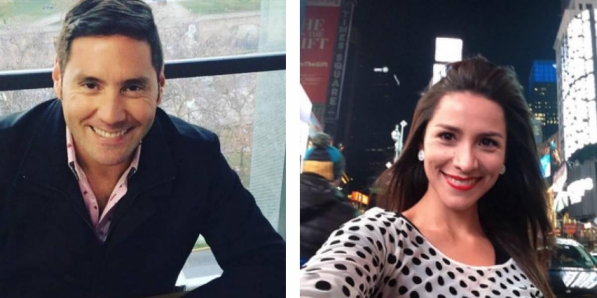 """""""No le des explicaciones a nadie"""": El apoyo de Francisco Saavedra a Loreto Aravena tras críticas por su relación con Maximiliano Luksic"""