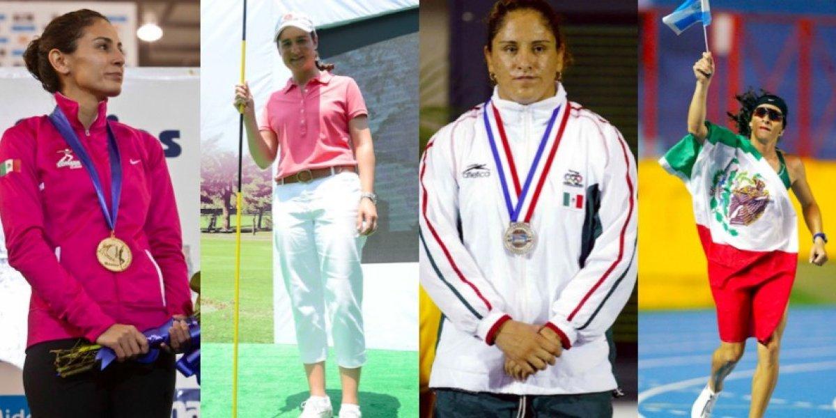 Las deportistas mexicanas que son el orgullo del país