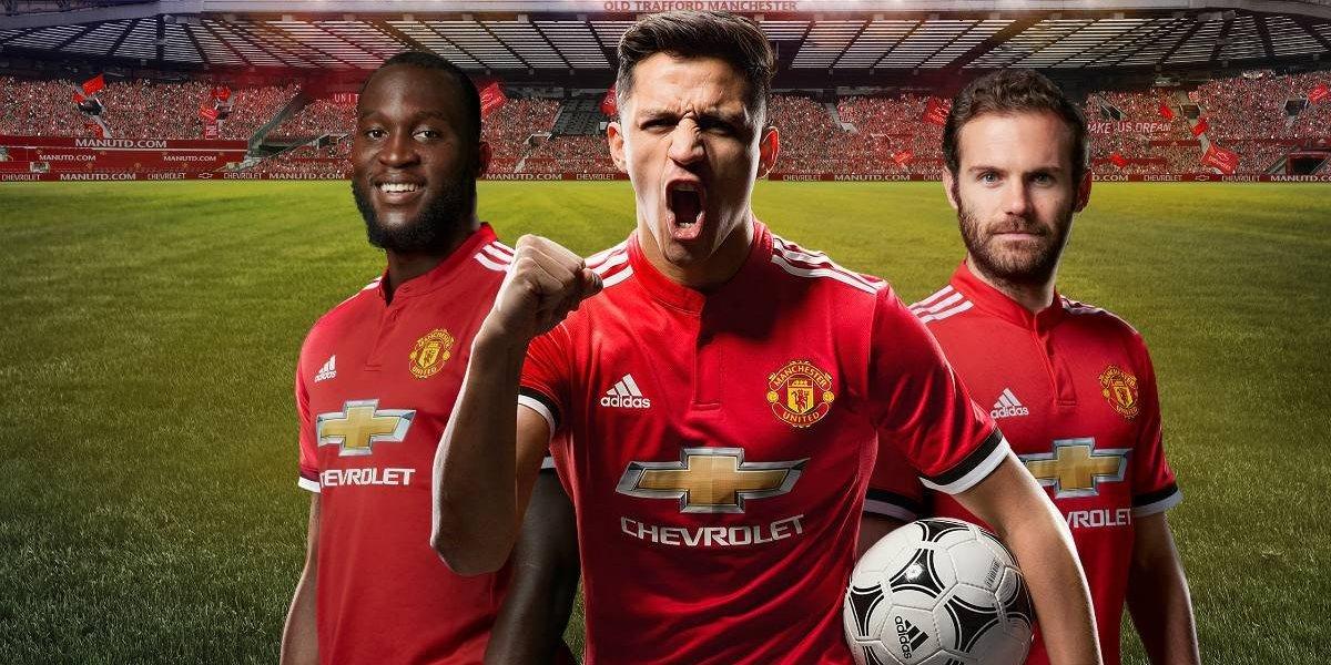 Chevrolet se potencia de la mano del Manchester United