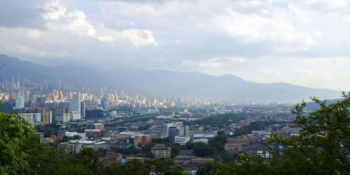 La contaminación del aire en Medellín tiene efectos a largo plazo en la salud