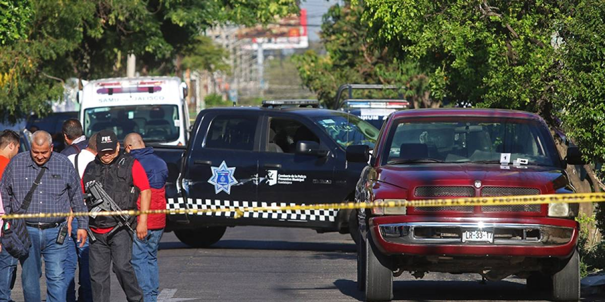 Guerra de cárteles causante de la violencia en Jalisco, afirma fiscal