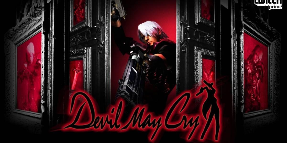 Devil May Cry HD está gratis para los miembros de Twitch Prime