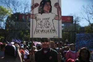 Dia da Mulher 2018 El Salvador
