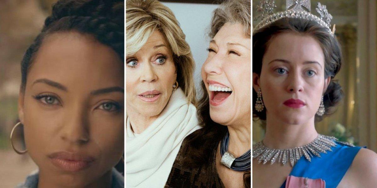 18 séries para mulheres fortes disponíveis na Netflix