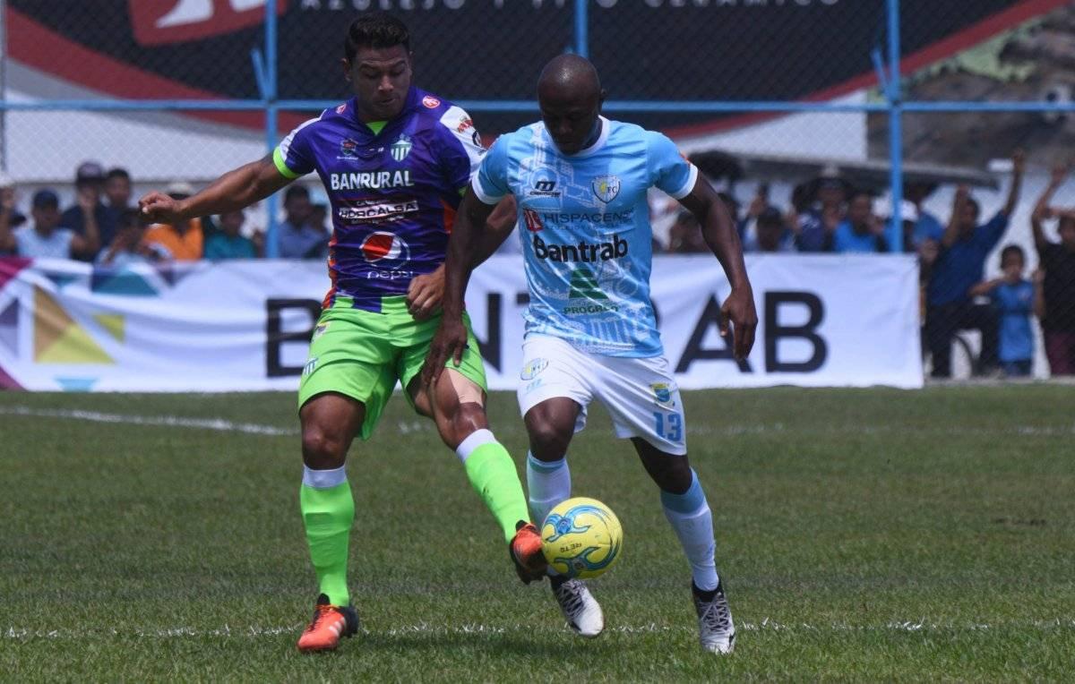 Néstor lleva un gran recorrido en la Liga Nacional.