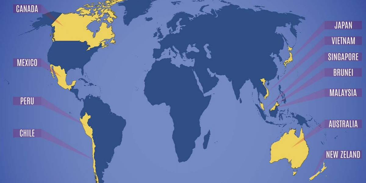 México firmará este jueves nuevo Acuerdo de Asociación Transpacífico