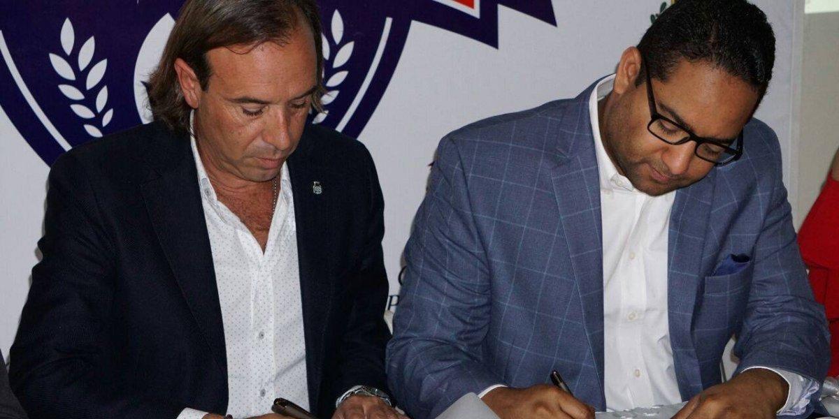 Club Atlético San Cristóbal y Boavista Fútbol Club de Portugal firman acuerdo para establecer centro de desarrollo
