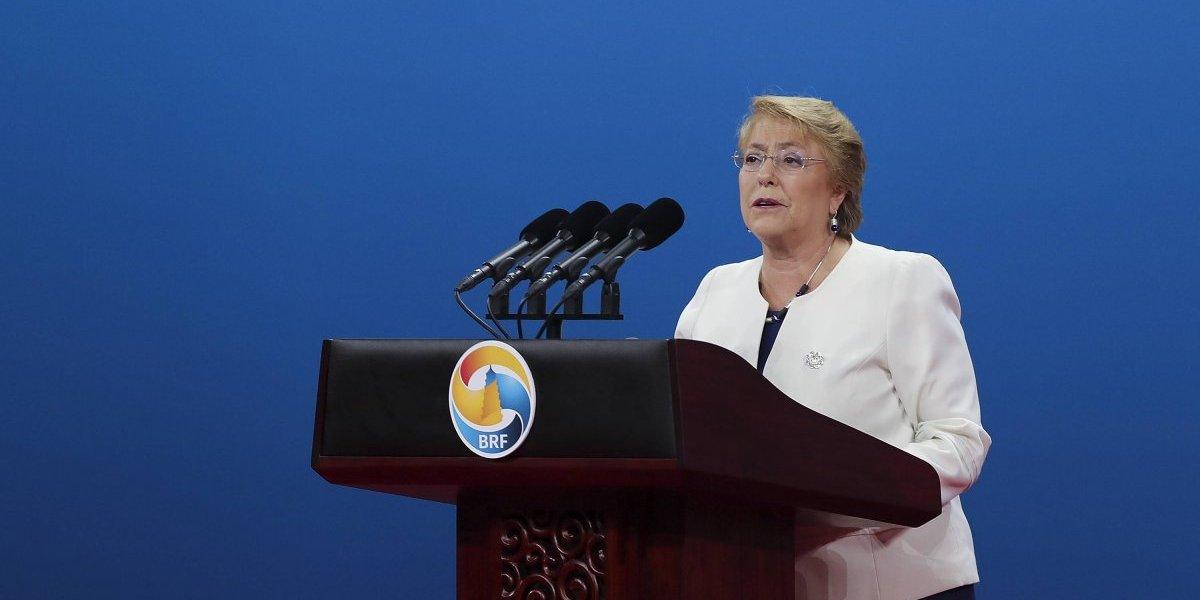 Michelle Bachelet sólo cumplió un 8% de las promesas en Telecomunicaciones