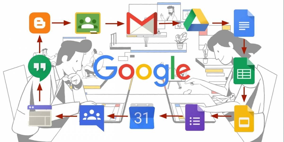 G Suite de Google ahora te notifica cuando alguien vio tu archivo