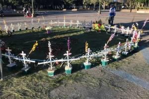 plaza de la Constitución - Hogar Seguro
