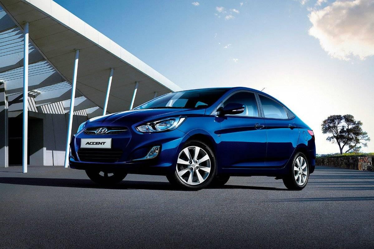 Hyundai Accent Unidades 2017: 8.491 Variante cotizada: RB 5DR GLS Permiso 2017: $150.266 (tasación $7.830.000) Permiso 2016: $130.766 (tasación $7.180.000) Permiso 2015: $116.666 (tasación $6.710.000)