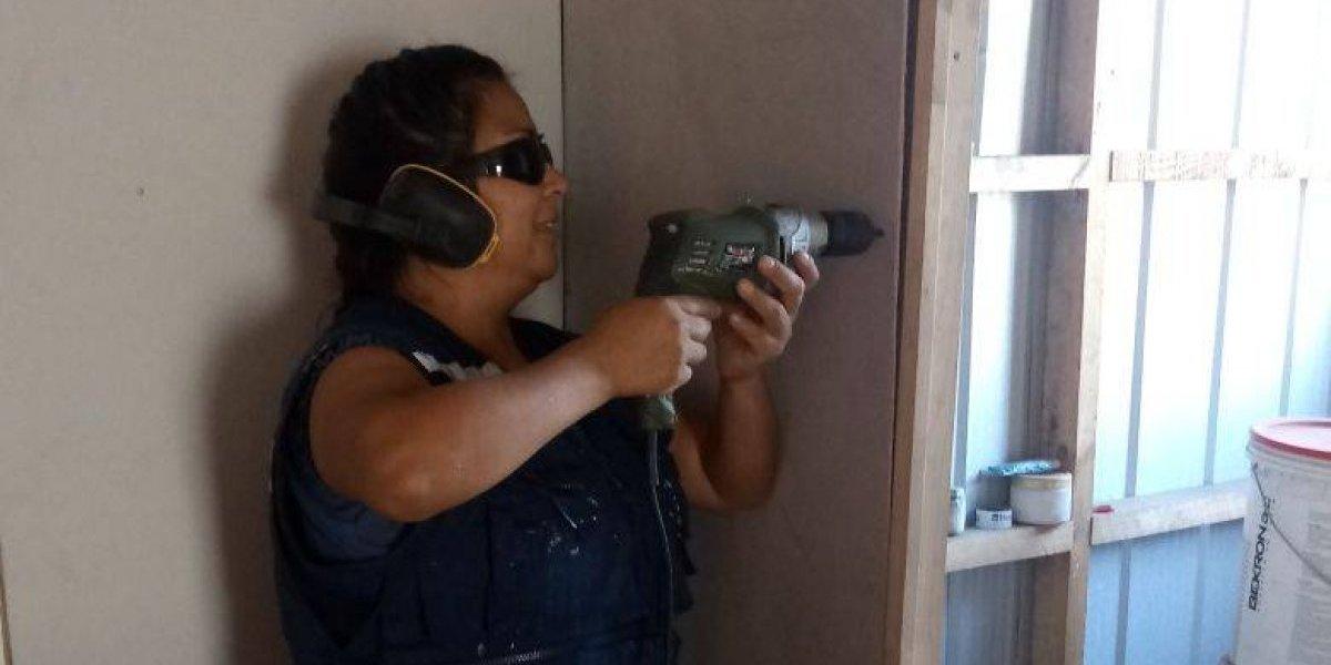 """""""Es machista el rubro"""": Rosa Raihuanque, la experiencia de una mujer en la construcción"""