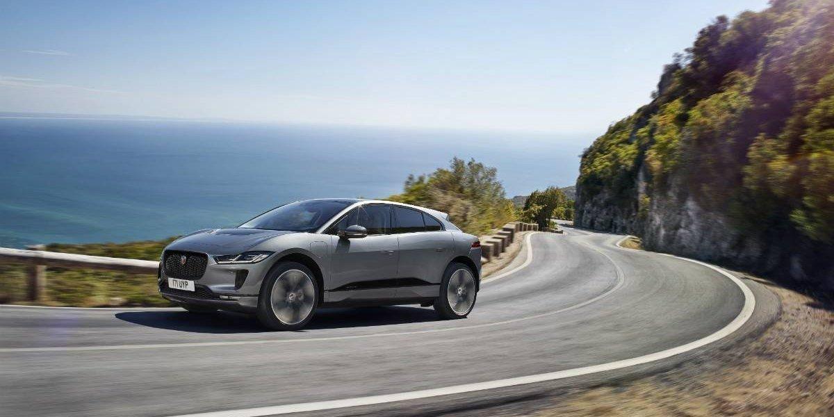 Jaguar revela su primer eléctrico, el I-Pace