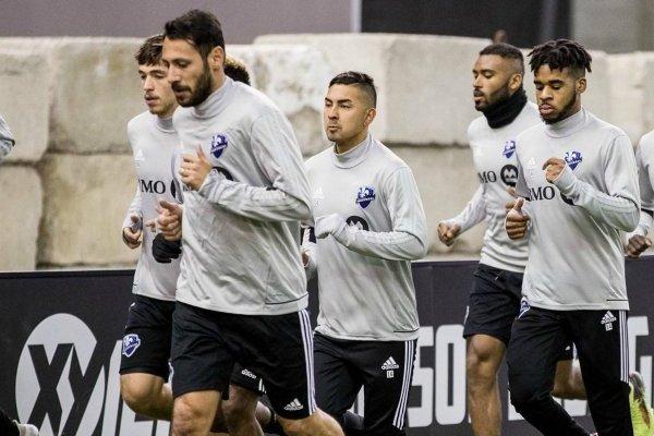 Jeisson Vargas hizo la pretemporada con el Montreal Impact. Ingresó en el segundo tiempo en el debut de los canadienses en la MLS 2018 / Foto: Facebook Montreal Impact