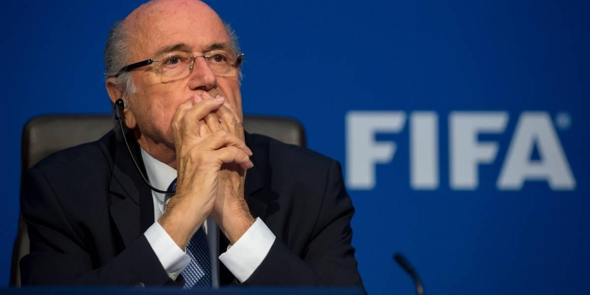 Blatter considera que existe miedo en Norteamérica por el Mundial del 2026