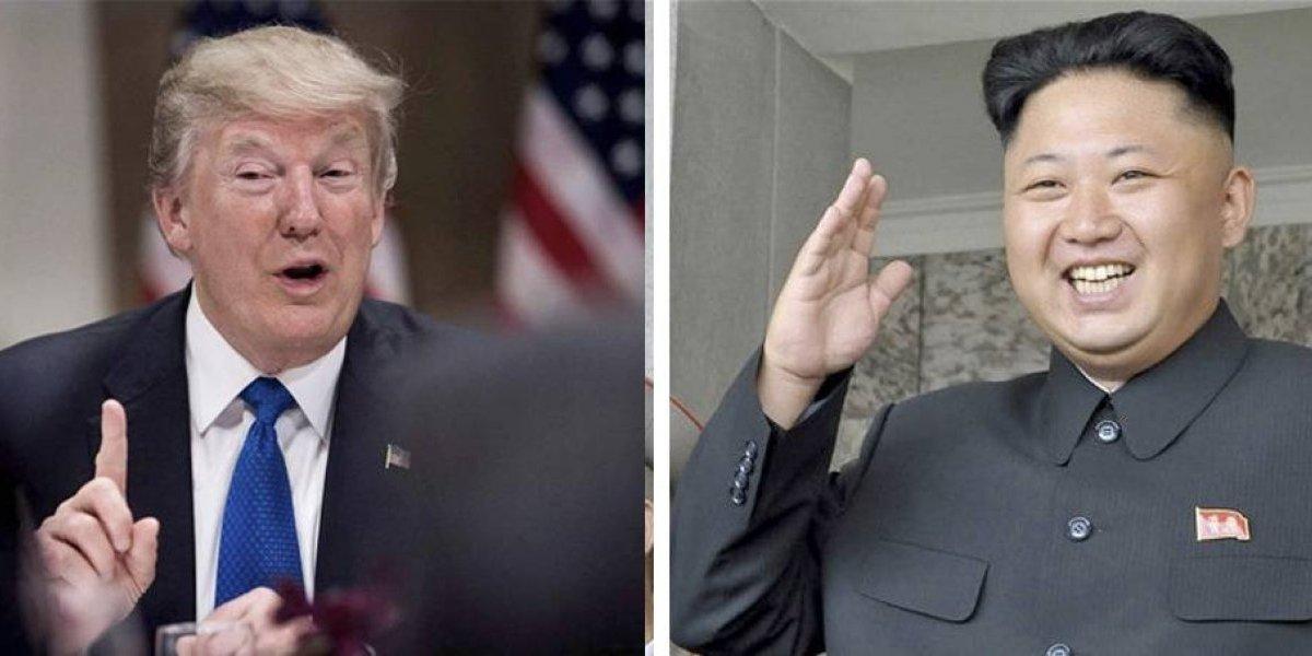 ¿Amigos y rivales? Trump acepta invitación de Kim Jong-un y podrían reunirse en mayo