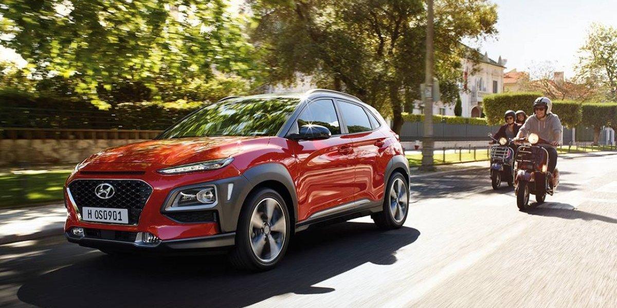Hyundai presenta a Kona, su nueva SUV compacta
