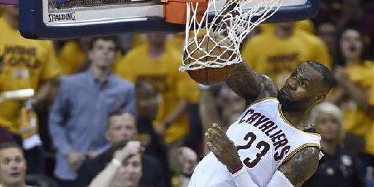 """LeBron James. 'Mi juego probablemente es el mejor de todos los tiempos'"""""""