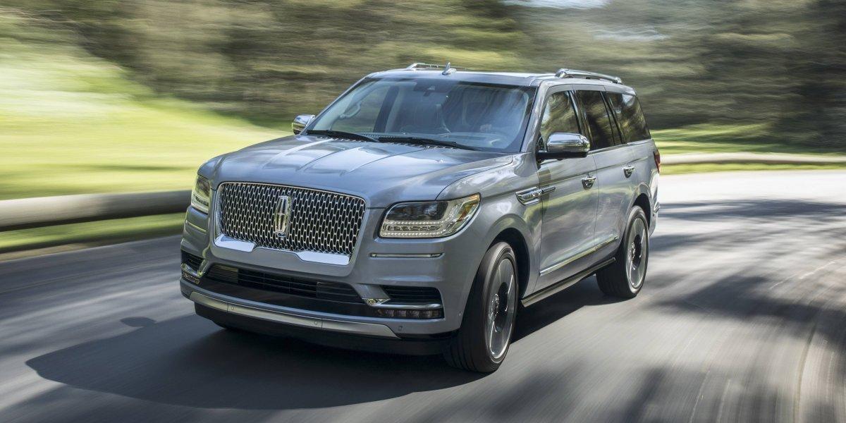 Presentan la nueva Lincoln Navigator