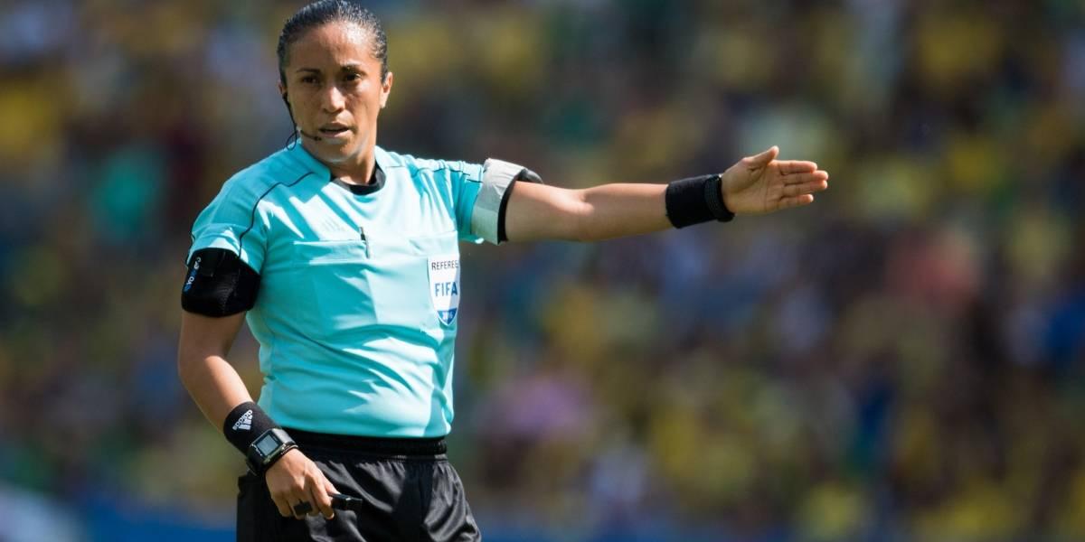 'La falta de mujeres árbitros en México es por un tema cultural' afirma silbante