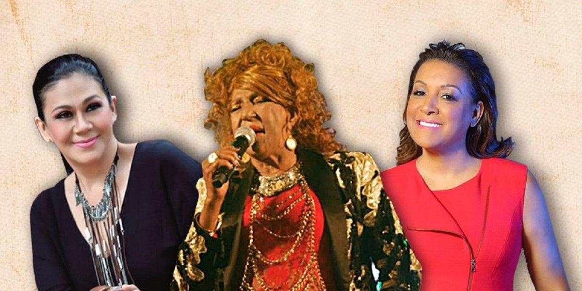 Próximos conciertos; variadas propuestas Milly, Fefita y Maridalia en Anfiteatro Blue Mall Punta Cana el Sábado Santo