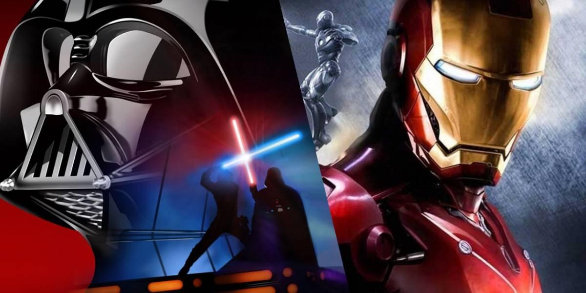 Director de Iron Man escribirá serie de Star Wars para el Netflix de Disney