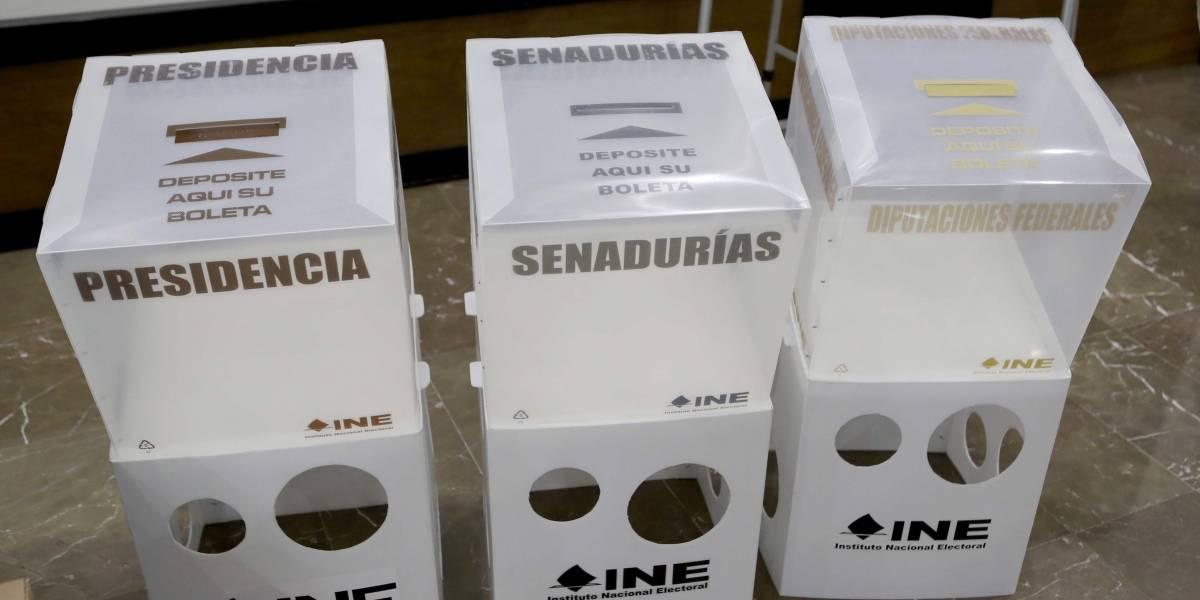 Elecciones 2018: Quitan lenguaje sexista a papelería electoral