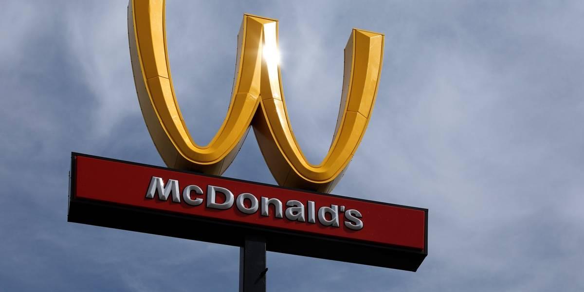 McDonald's troca 'M' por 'W' para homenagear mulheres