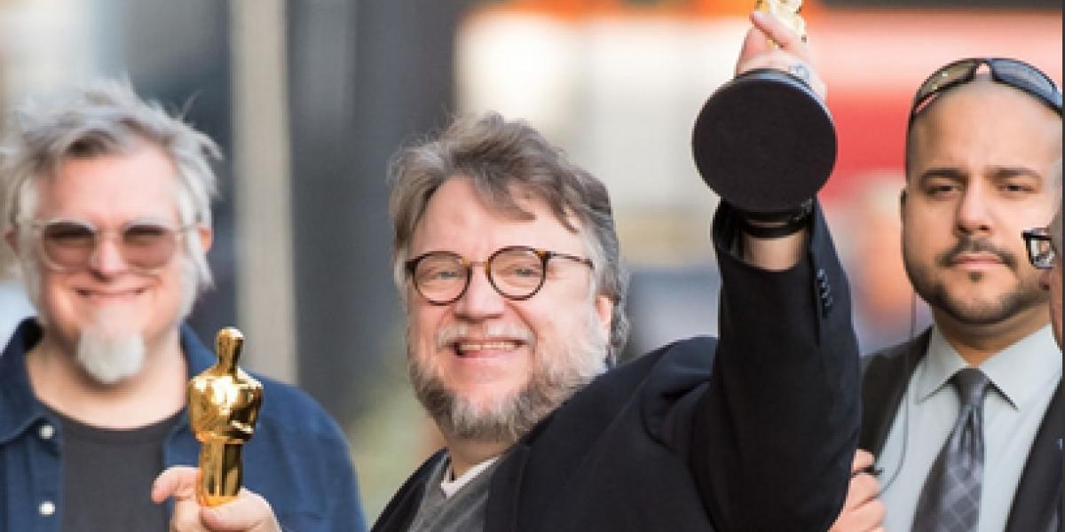 Dónde y a qué hora ver en vivo la masterclass de Guillermo del Toro