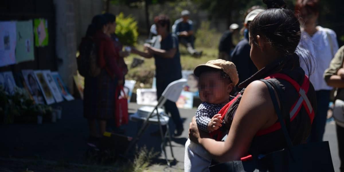 """""""Sobrevivimos con mi hijo"""", relata joven de 14 años que salvó su vida en el incendio en Hogar Seguro"""