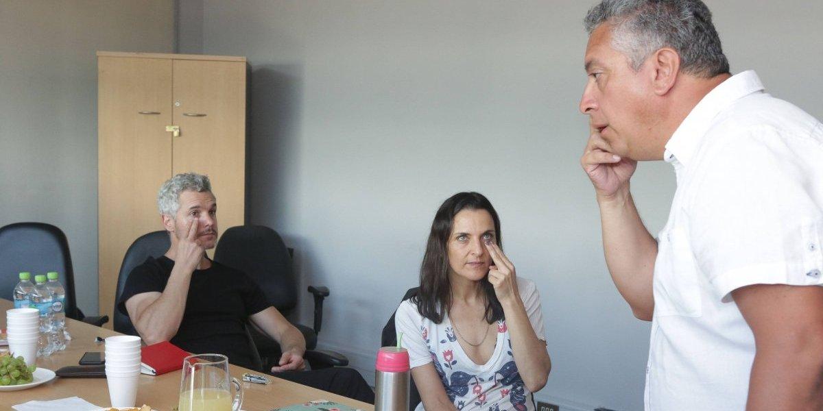 Más inclusión: Actores de TVN toman clases de lengua de señas para nueva teleserie vespertina