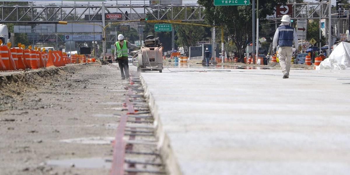 Nuevos cierres a la circulación en Periférico Norte por obras