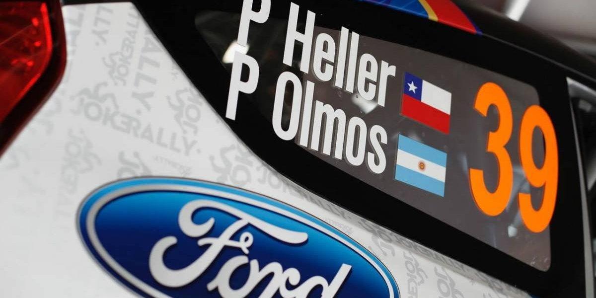 Pedro Heller abre en México su año en el WRC