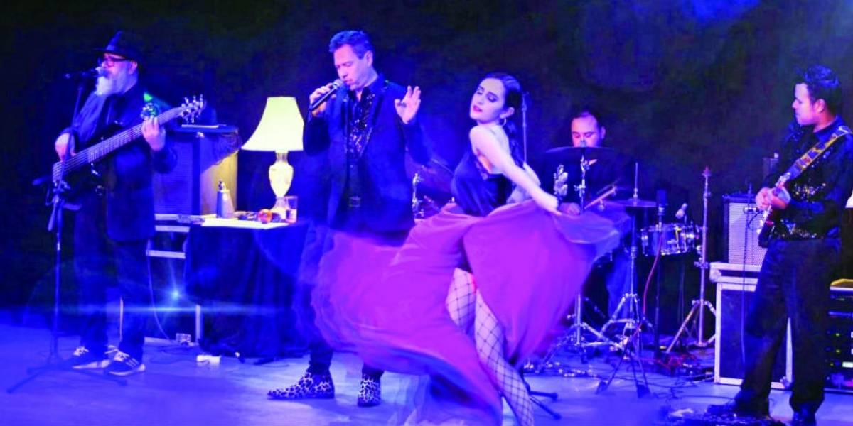 Reviven noches de cabaret en Monterrey con el espectáculo del Peep Show