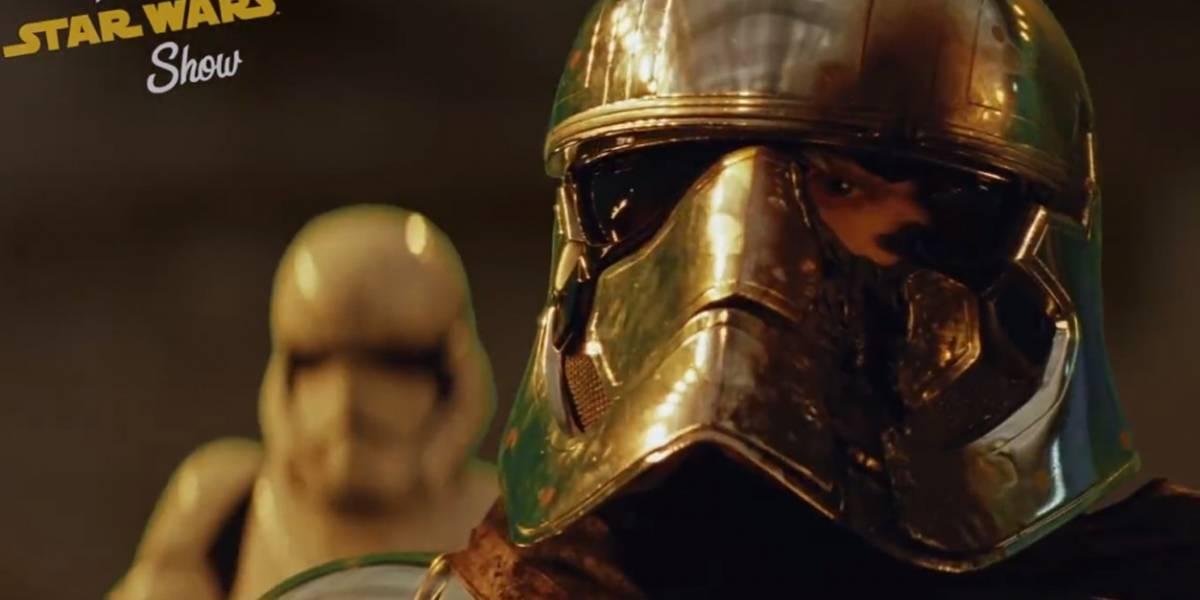 Phasma tenía un final aún peor según esta escena eliminada de The Last Jedi