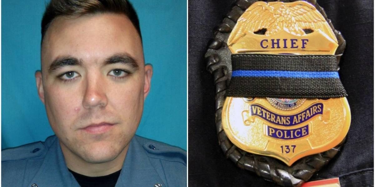 """""""Quédate con nosotros"""": la súplica de una telefonista del 911 a un oficial herido luego de que lo mandaran a un lugar equivocado y muriera acribillado"""