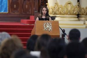 Ejecutivo presenta política de protección de la niñez y adolescencia