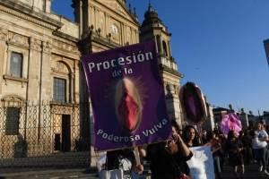Procesión de la Poderosa Vulva