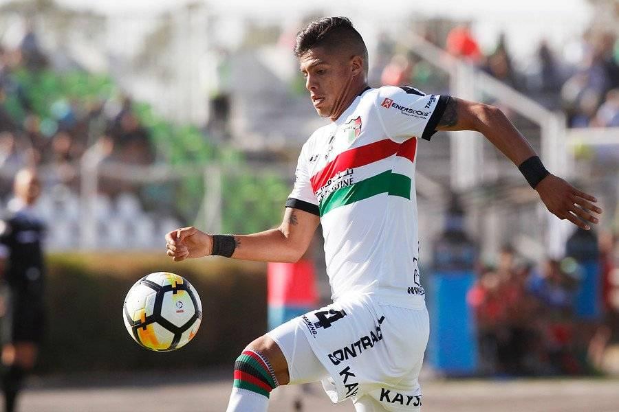 Con Benjamín VIdal como titular, Palestino suma dos triunfos y dos empates / Foto: Photosport