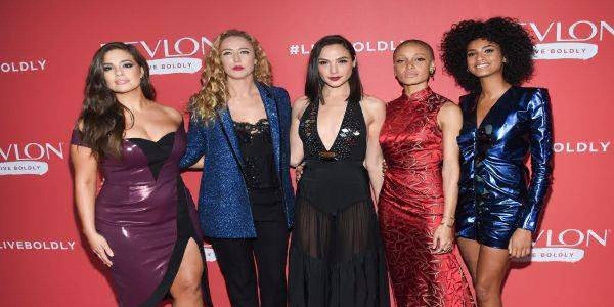 Revlon presenta cinco nuevas embajadoras globales