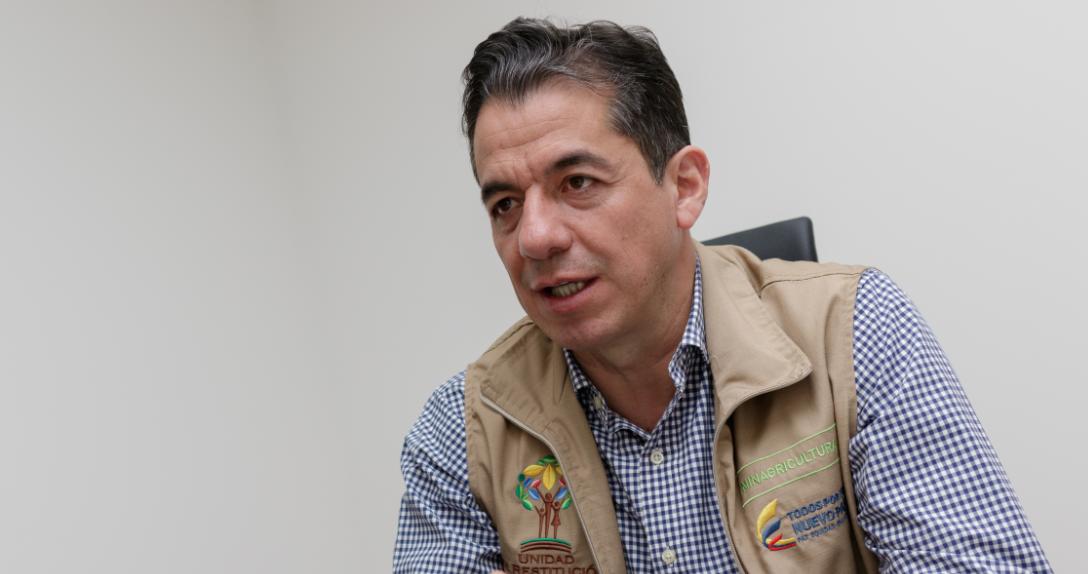 """""""En algunas zonas la violencia persiste"""": Ricardo Sabogal"""