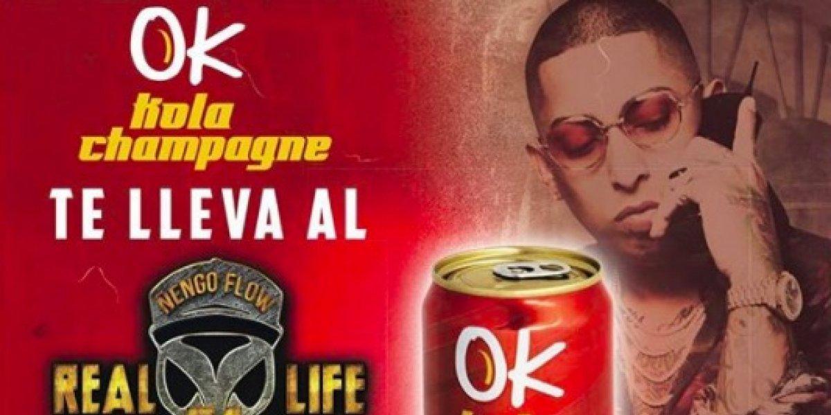 Ok Kola Champagne te lleva al Ñengo Flow El Concierto