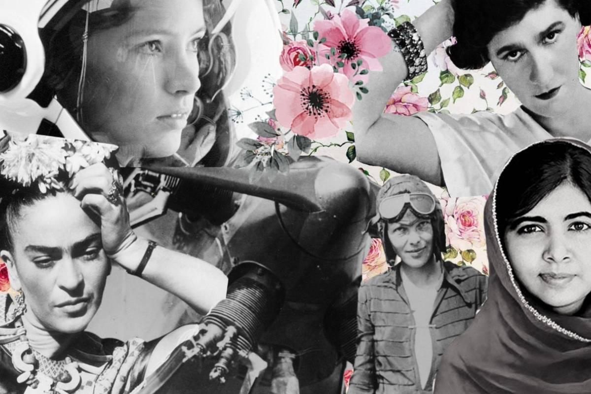 Fotos de mujeres que cambiaron la historia 66
