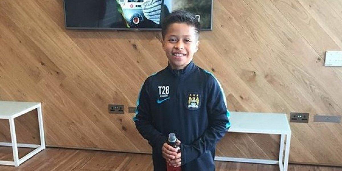 Niño de 13 años es considerado como el 'Messi mexicano'