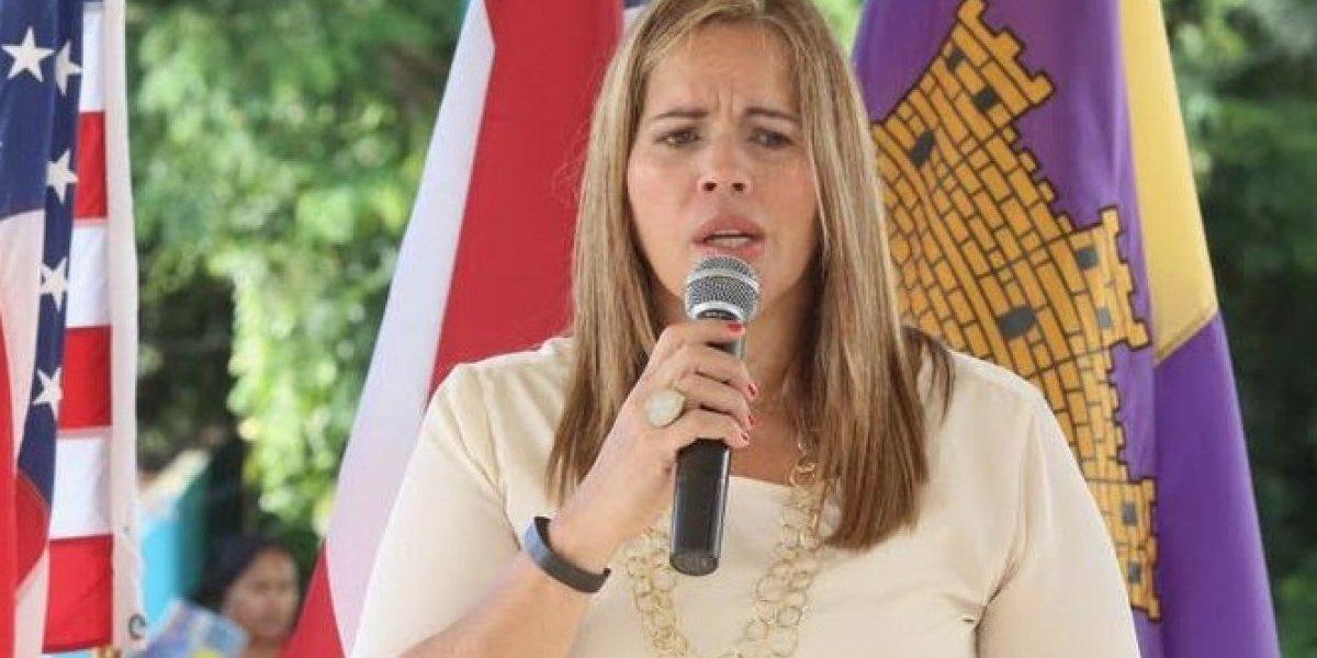 Alcaldesa de Canóvanas recibe Premio Internacional Maya 2018
