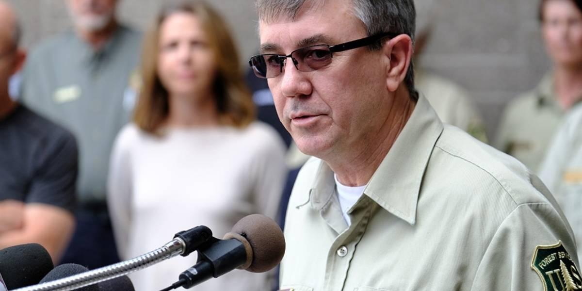 Se retira jefe de Servicio Forestal de EEUU acusado de acoso