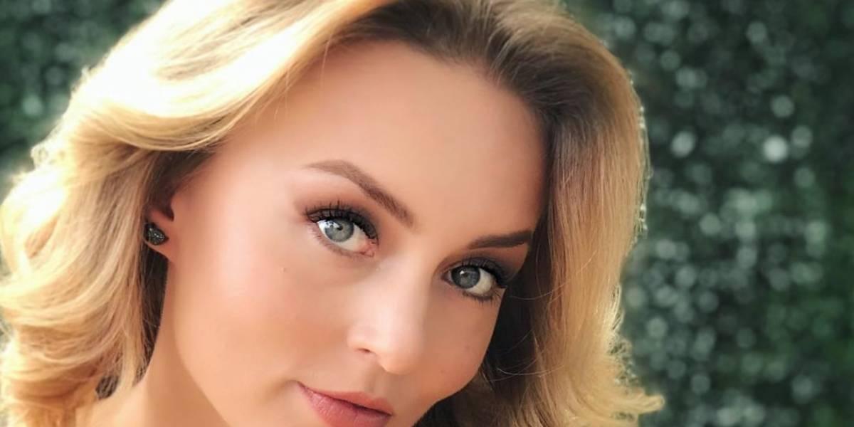 Extrema delgadez de Angelique Boyer preocupa a sus seguidores