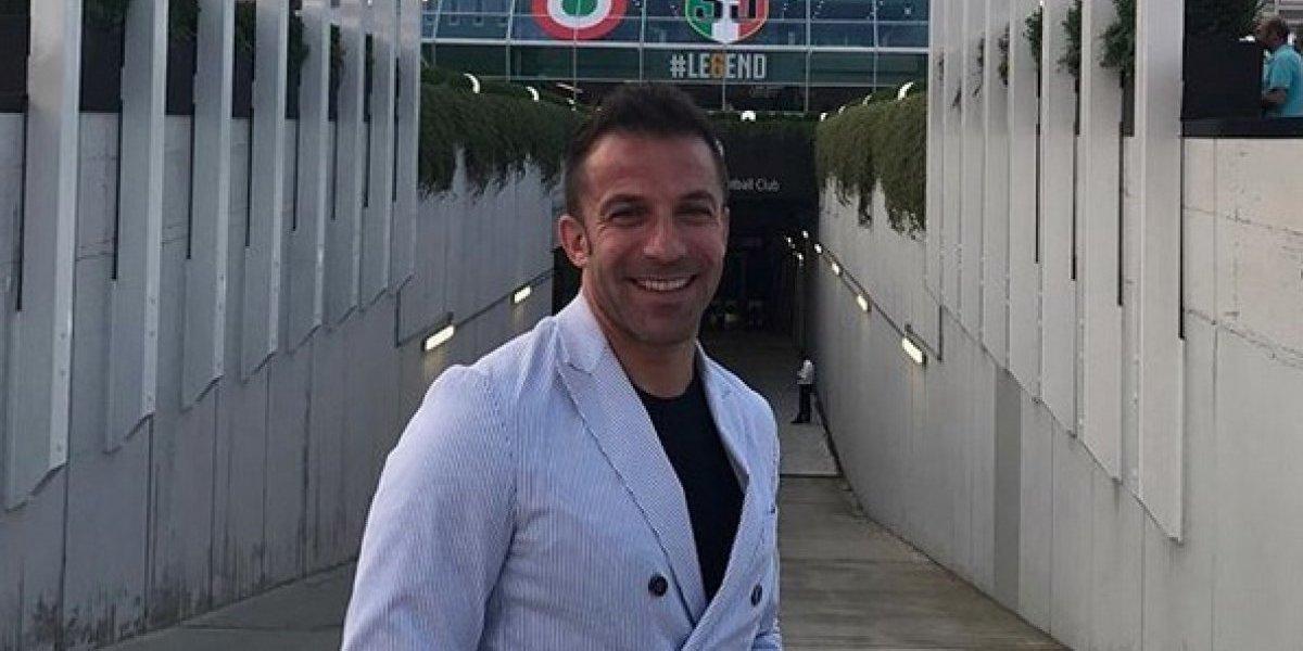 Del Piero confía que México superará fase de grupos en Rusia 2018